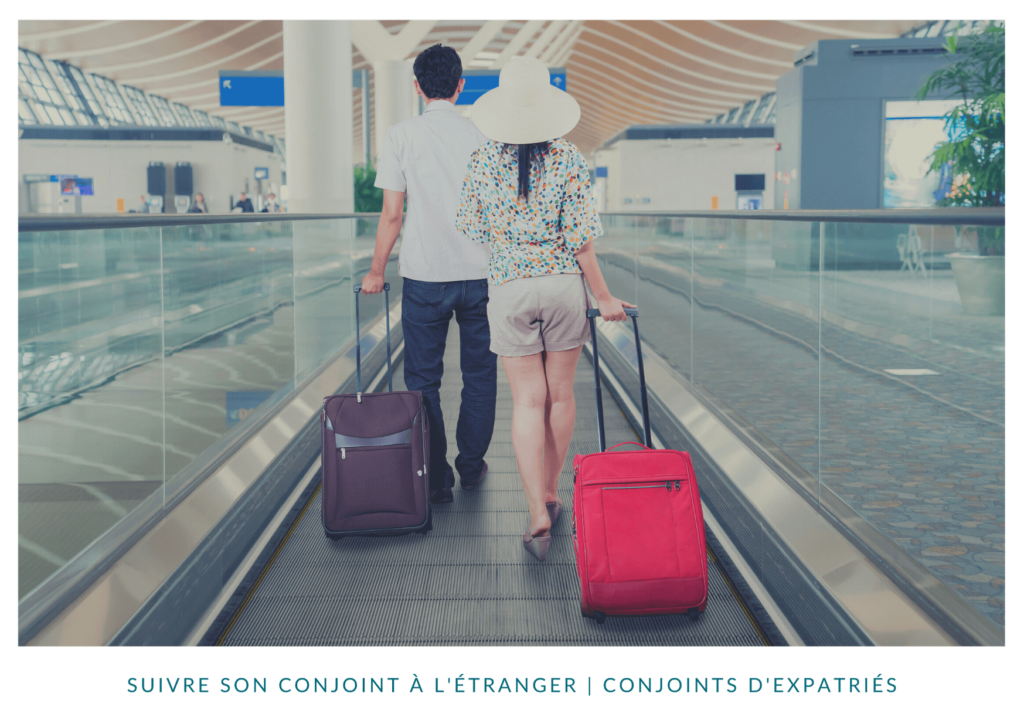 Les conjoints d'expatriés