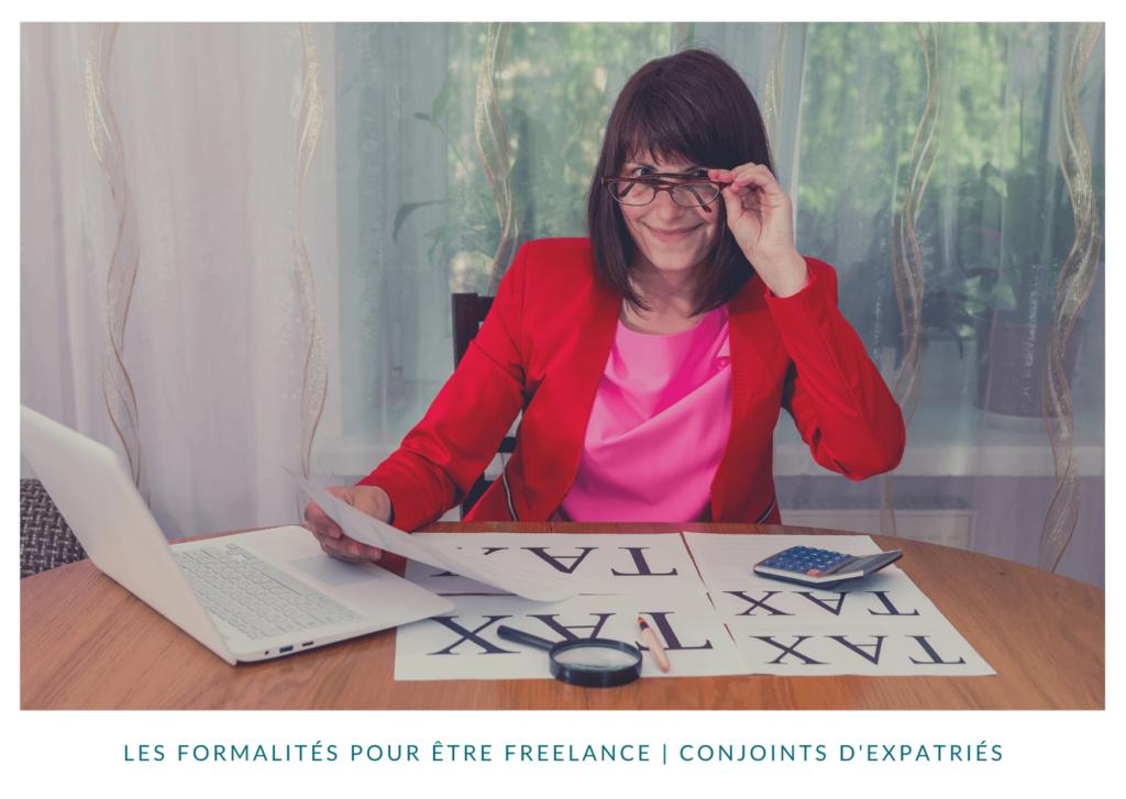 Les formalités pour devenir freelance à l'étranger