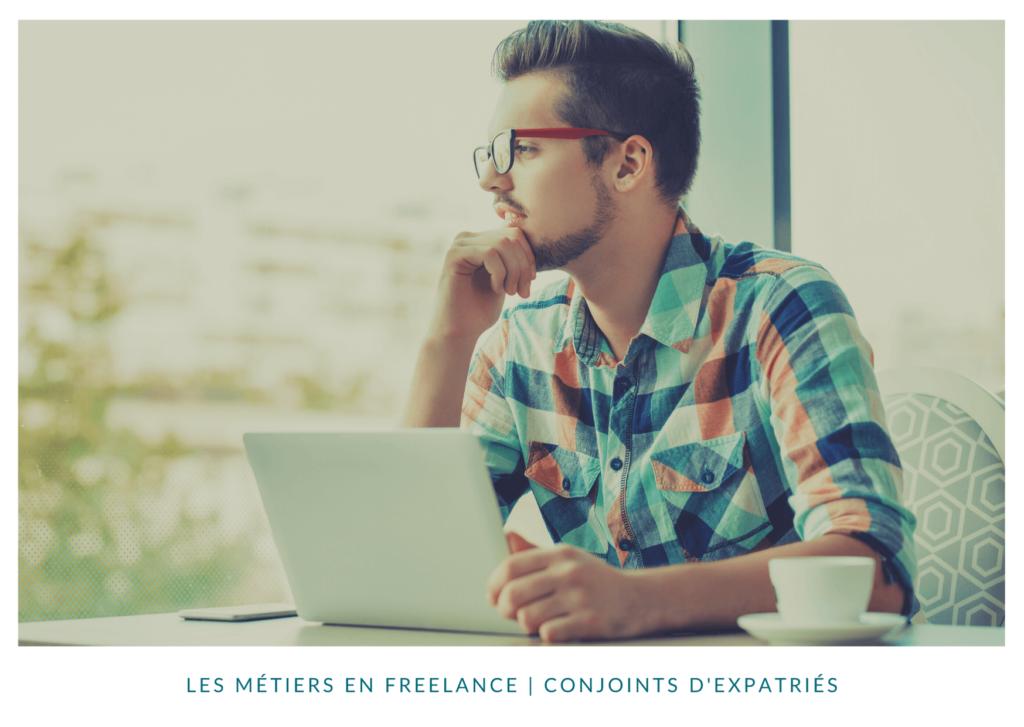 Les métiers en freelance