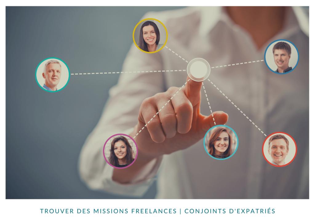 Trouver des missions en freelance