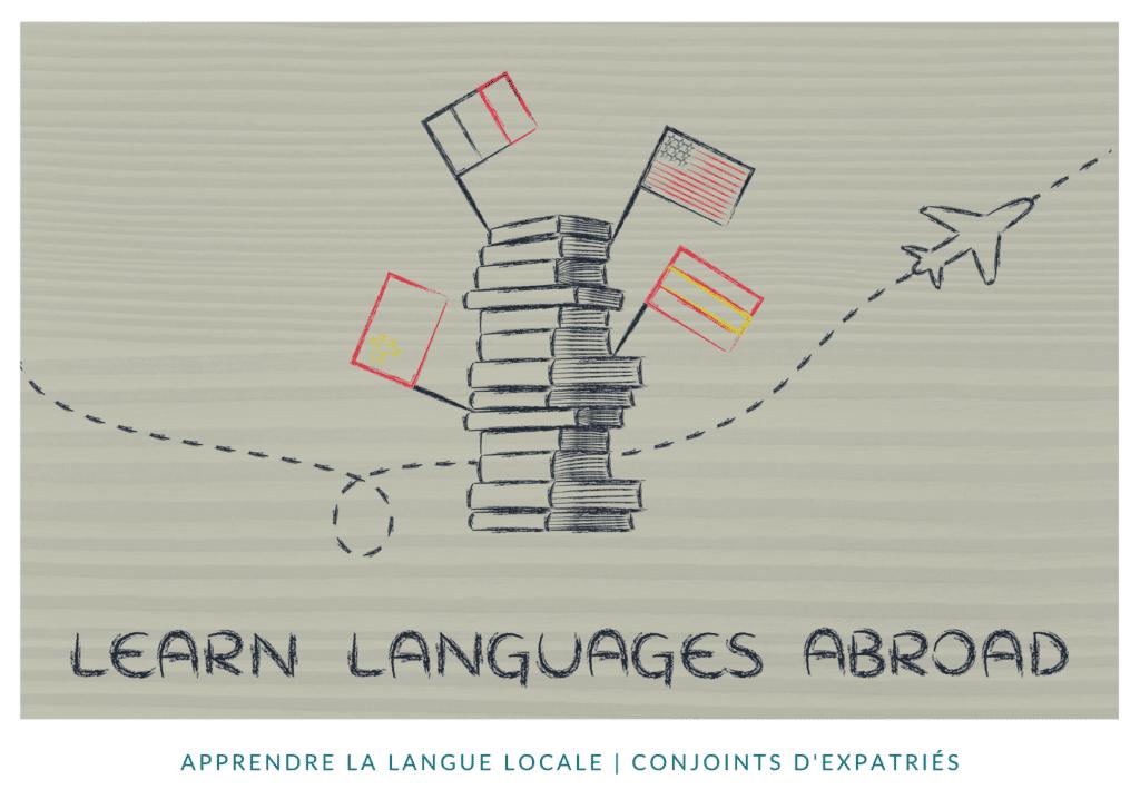 Apprendre la langue locale