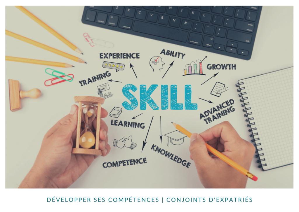 Développer ses compétences grâce à la formation en ligne