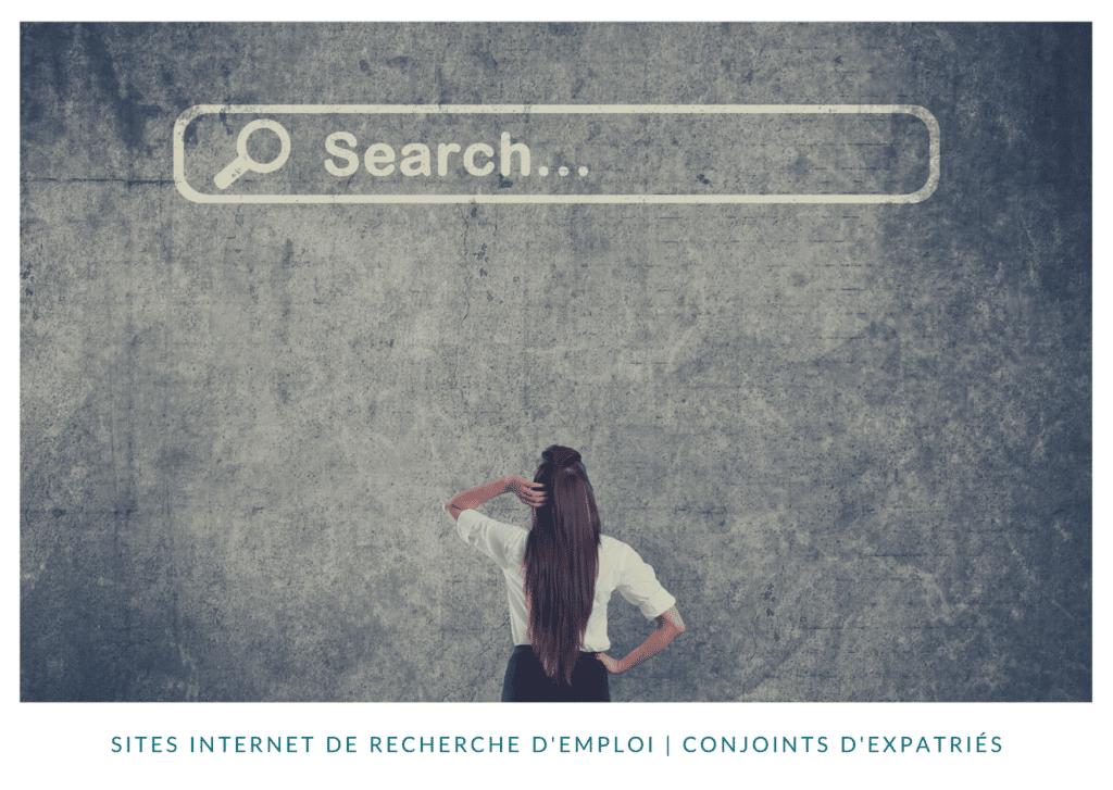 les sites internet pour rechercher un emploi international