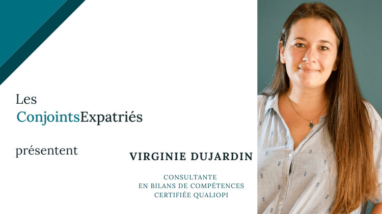 Read more about the article Virginie Dujardin, Consultante en Bilans de Compétences