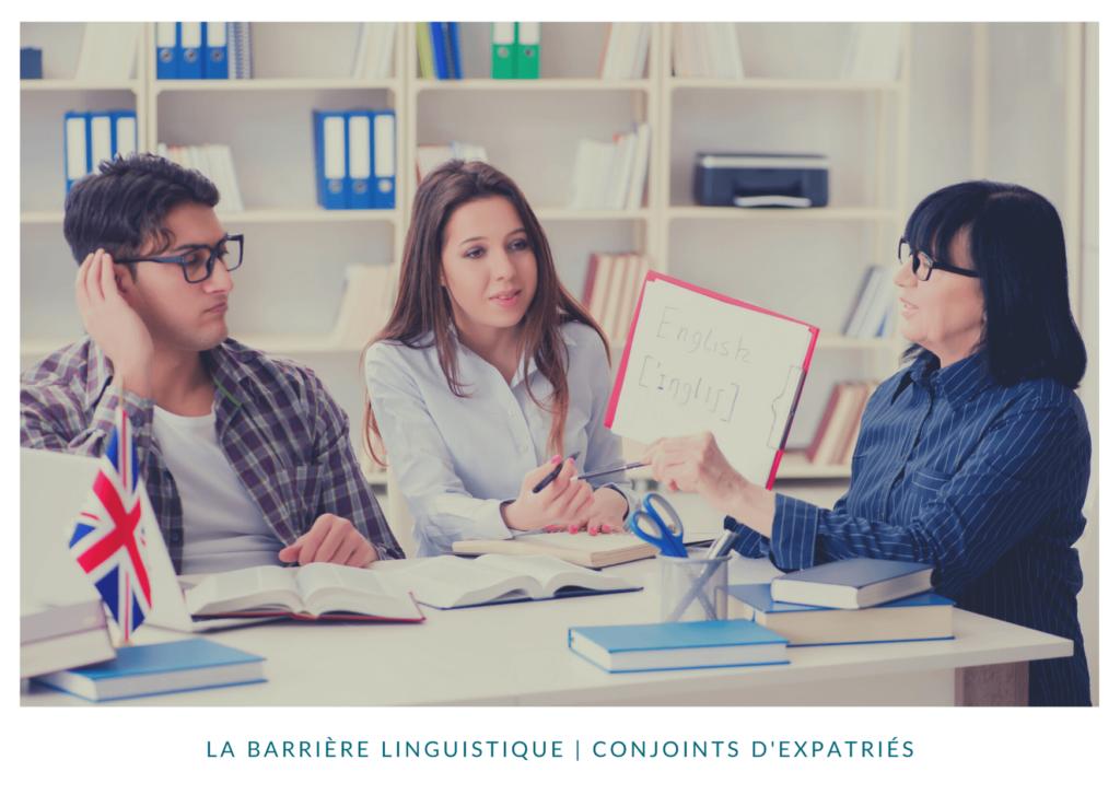 La barrière linguistique en expatriation