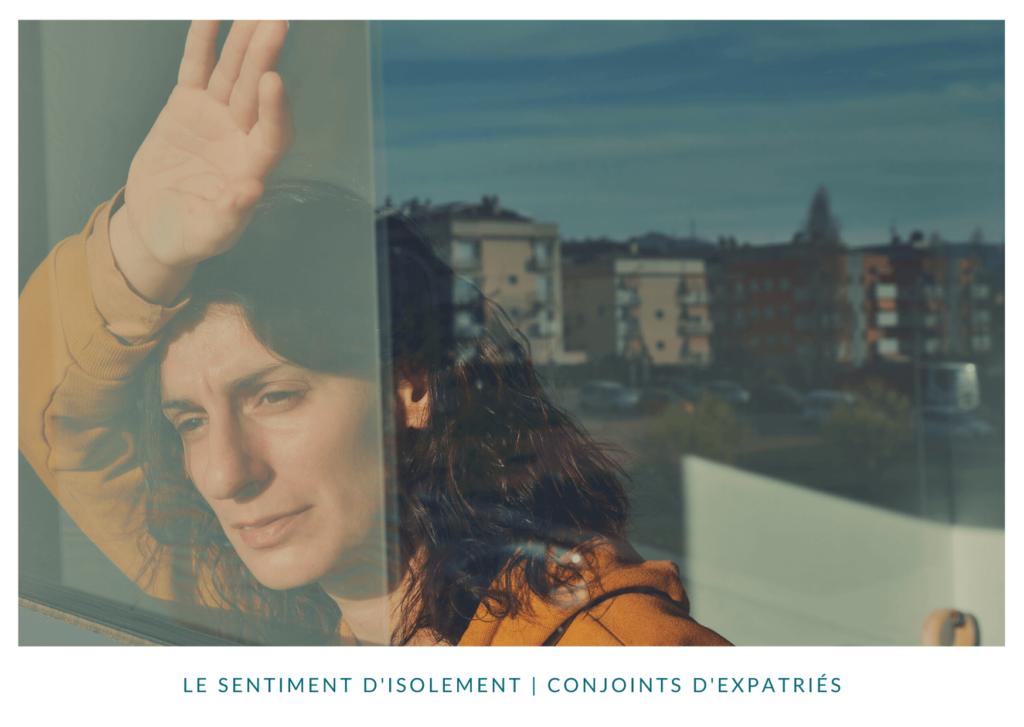 Le sentiment d'isolement en expatriation