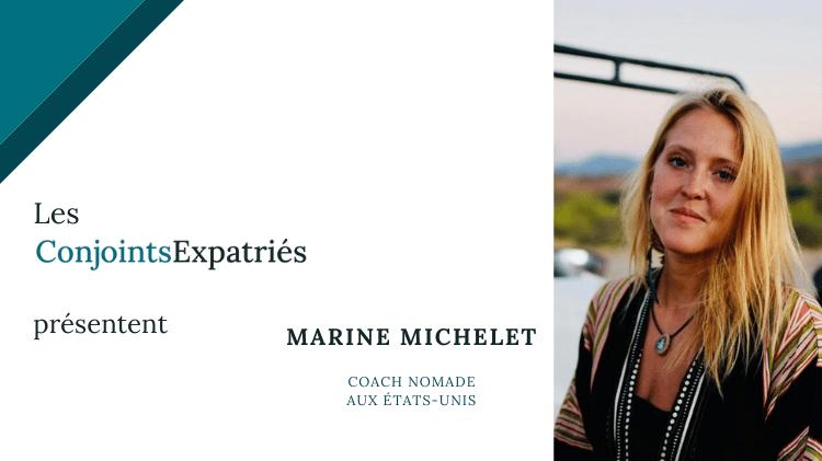 Read more about the article Marine Michelet, Coach Nomade aux États-Unis