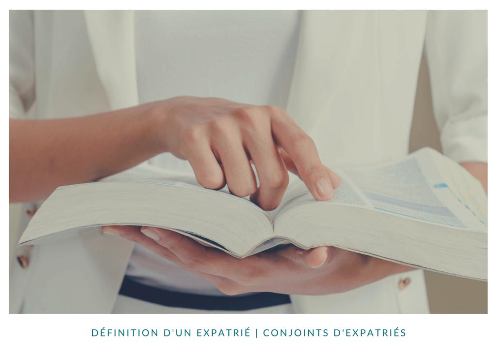 Définition d'un expatrié