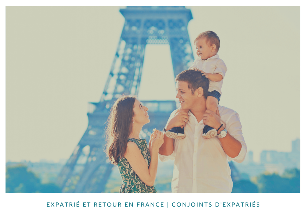 Expatrié et retour en France