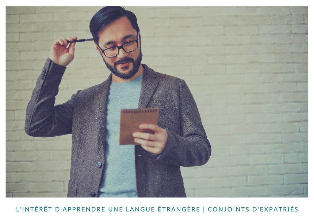 L'intérêt d'apprendre une langue étrangère