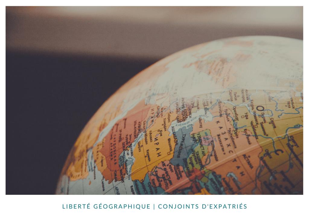 Liberté géographique